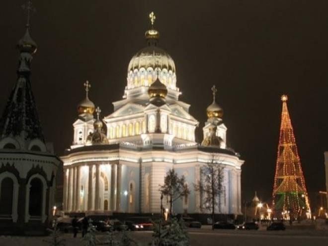 В Свято-Феодоровском кафедральном соборе Саранска начались особые богослужения