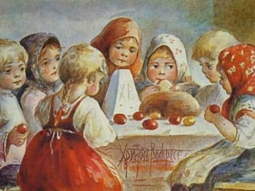 Многодетным семьям Мордовии дали помощь к Пасхе
