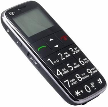 «МегаФон» предлагает простой, крепкий телефон с большими кнопками