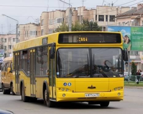 Общественный транспорт в Саранске на один день изменит движение