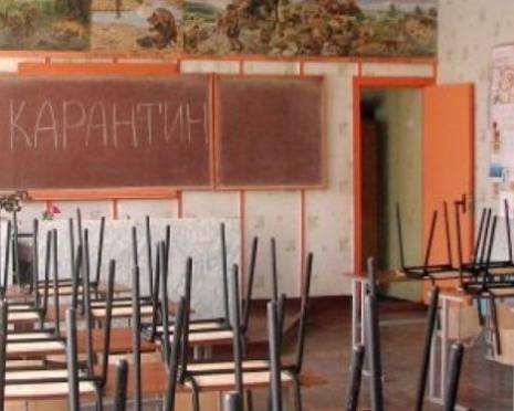 В двух школах Саранска введен частичный карантин по гриппу