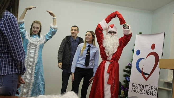 В Саранске открылась Школа Деда Мороза и Снегурочки