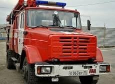 В Мордовии добровольцы неустанно помогают пожарным