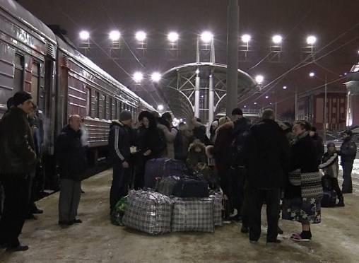 В Мордовию прибыло ещё 34 украинских беженца