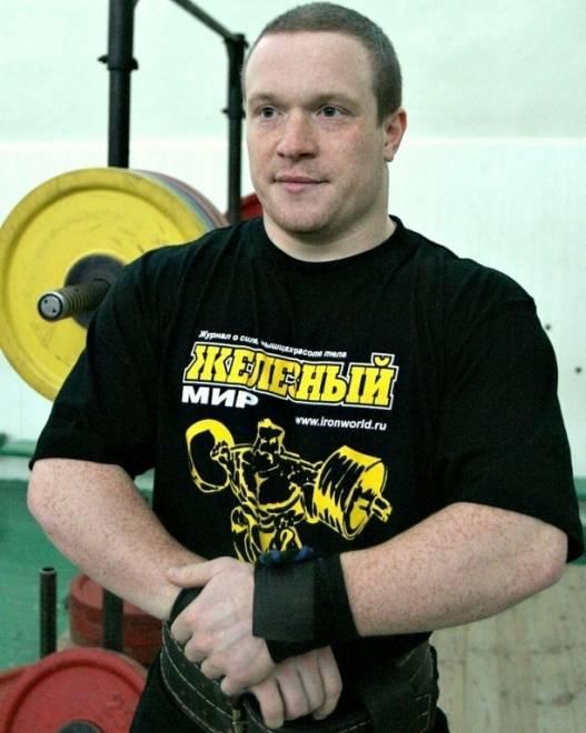 Мордовский пауэрлифтер – бронзовый призёр Кубка России