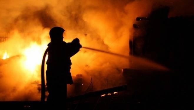 Один человек погиб в ночном пожаре в Старошайговском районе