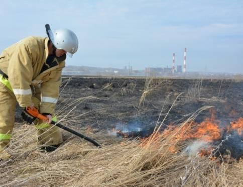 В Мордовии ждут начала пожароопасного сезона