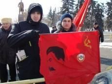В Саранске вспомнили Сталина