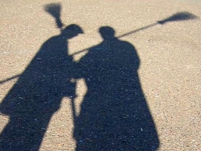 Жителя Саранска отучат от пьянки за рулём при помощи метлы