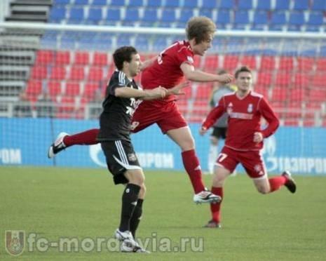 В символическую сборную ФНЛ вошли три футболиста ФК «Мордовия»
