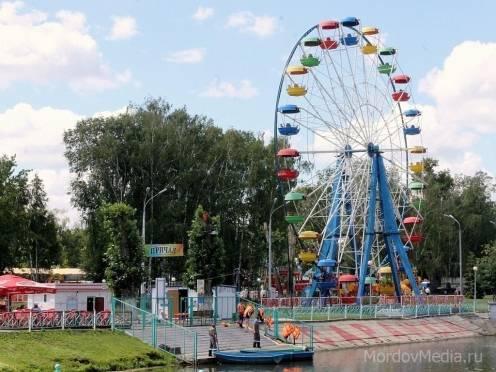 В Саранске состоятся праздники районов