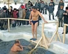 В Мордовии подготовлено 99 мест для купания на Крещенье
