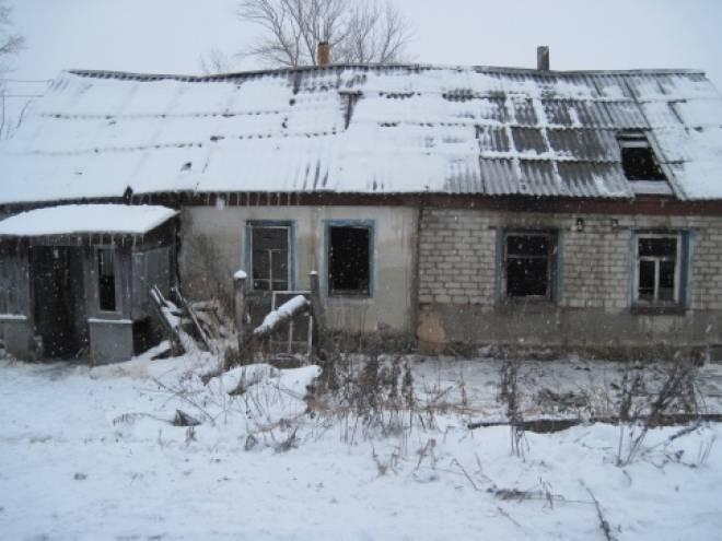 В Мордовии сгорел пенсионер