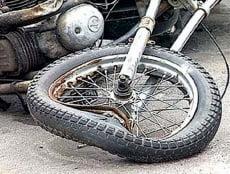 В Мордовии юный мотоциклист с пассажиром попал в больницу