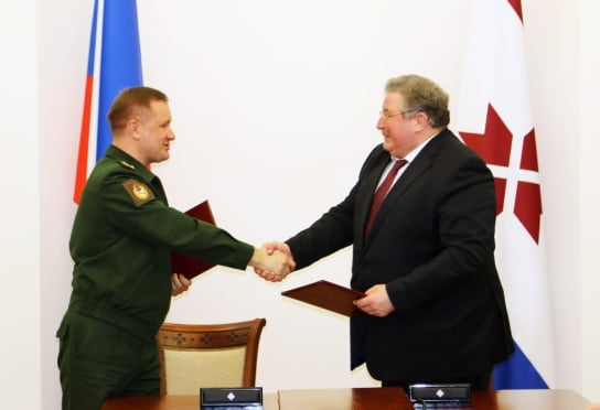 ЦСКА поможет Мордовии развивать биатлон и плавание