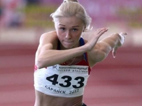 Спортсменка из Мордовии прыгала на Moravia High Jump Tour-2013 под музыку