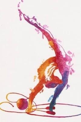Чемпионат и первенство Республики Мордовия по художественной гимнастике постер