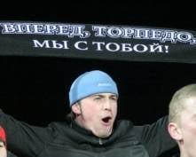 Фанаты футбольного клуба «Торпедо» «наследили» в Саранске