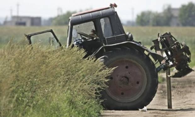 Жителя Мордовии раздавил трактор «Беларусь»