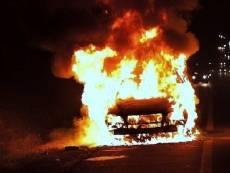Уроженец Саранска поджёг дорогостоящее авто в Москве
