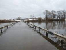 В реках Мордовии ожидается подъём уровня воды