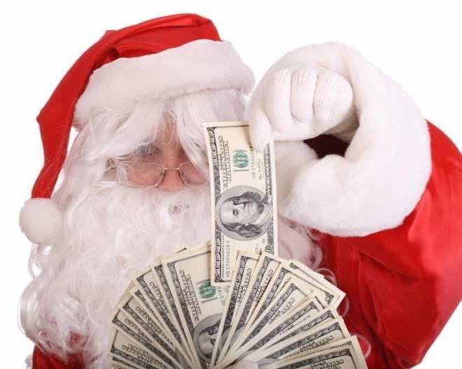 «Дед Мороз» подарил юному жителю Рузаевки алименты