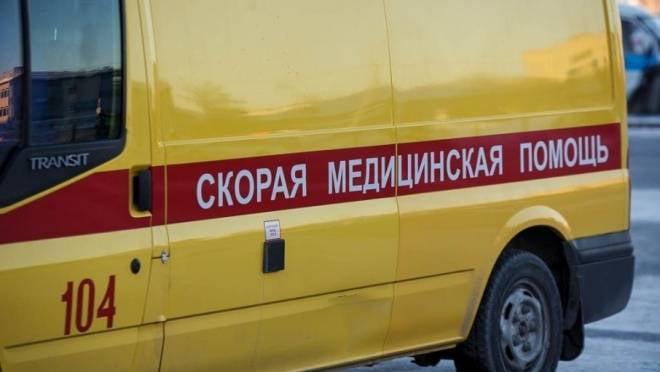 Одежда загорелась на жителе Саранска после удара током