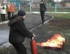 Одаренные дети Мордовии собрались в пожарную дружину