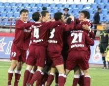 «Мордовия» на своем поле уверенно обыграла «Динамо» со счетом 3:1