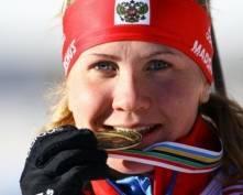 Одна из лучших биатлонисток Наталья Сорокина намерена выступать за Мордовию