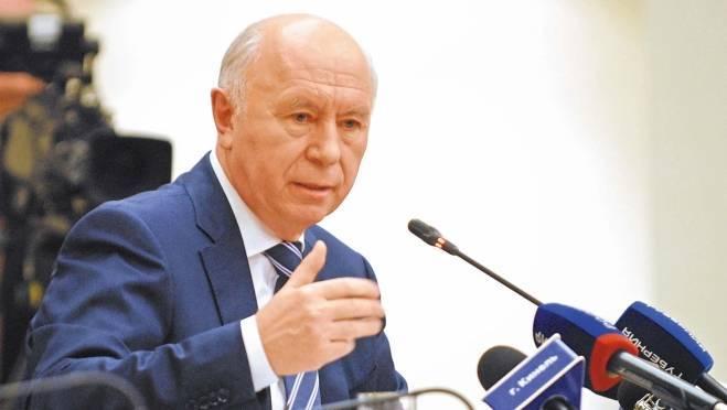 Экс-глава Мордовии Николай Меркушкин покинул пост губернатора Самарской области