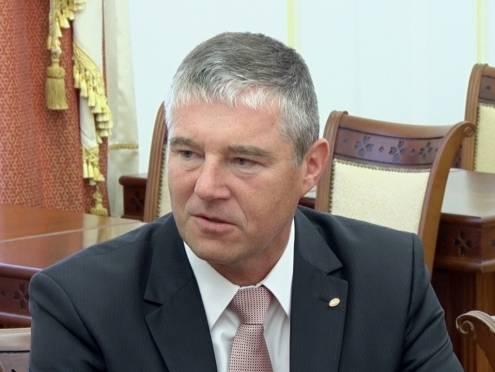 «Мордовцемент» возглавил уроженец Чехии