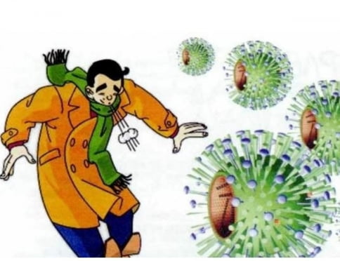 Жителей Мордовии продолжает атаковать грипп
