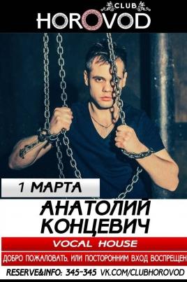 Анатолий Концевич постер