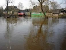 Паводок- 2013: в зоне риска 18 районов Мордовии