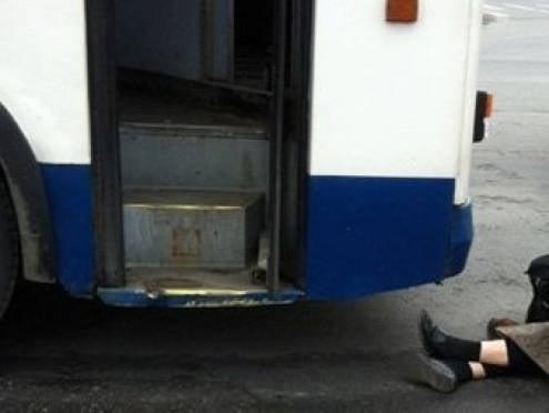 В Саранске троллейбус насмерть сбил пешехода