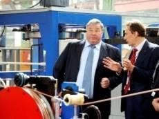 В Мордовии будет модернизирован завод «Сарансккабель»