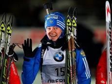 Ольга Вилухина — чемпионка России в суперпреследовании