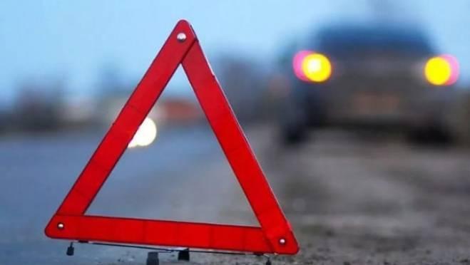 Субботнее ДТП в Ромодановском районе: автоледи не смогла вырулить на грязной дороге