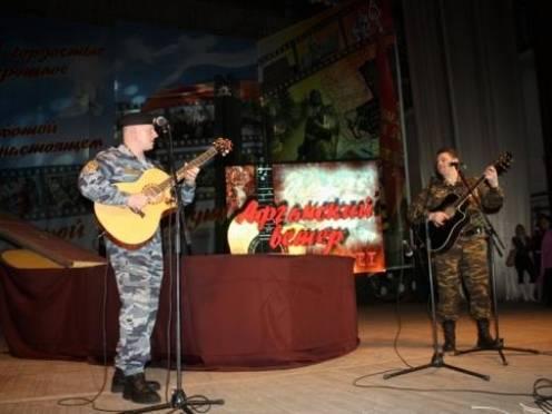 Сегодня в Саранске зазвучит «Афганское эхо»