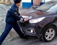 За наезд на трех полицейских житель Саранска отправится в колонию