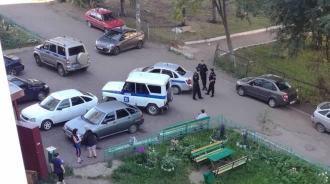 В Саранске задержали парня, у которого гостила выпавшая из окна девушка