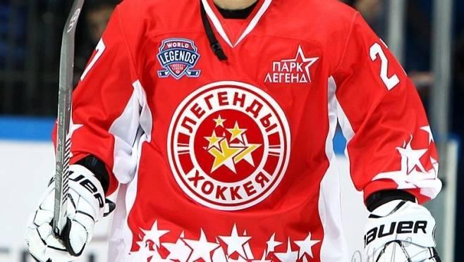 В Саранске сыграют легенды отечественного хоккея