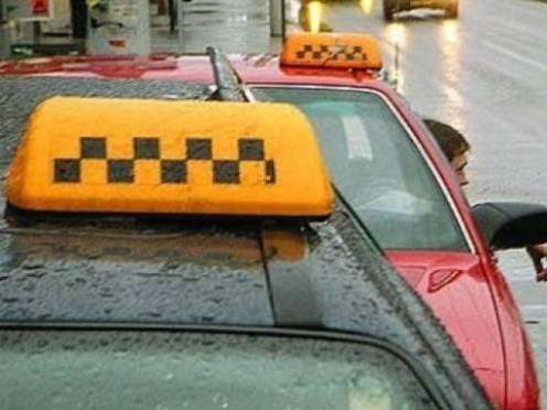 В Саранске таксисты наживаются на закрытом Химмашевском  мосту
