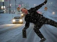 Предстоящей зимой в Саранске будут бороться с гололедом по новому