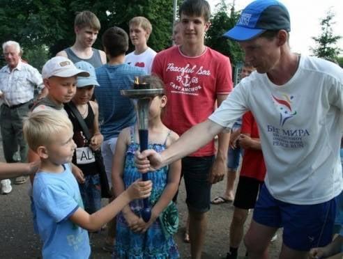 В Мордовии встретят факел Мира