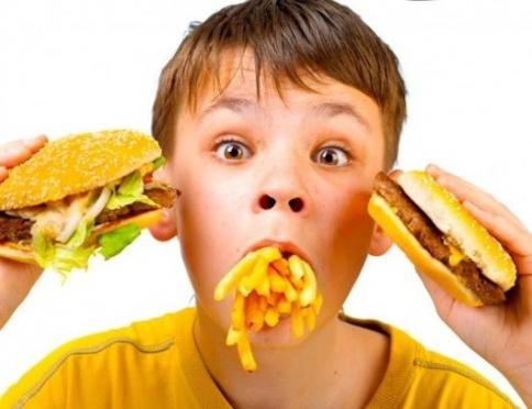 Детское ожирение - причины и способы преодоления