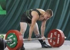 Мордовский пауэрлифтер завоевал «золото» на Чемпионате Европы