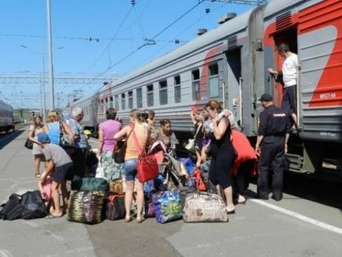 В Мордовии украинские переселенцы остро нуждаются в тёплых вещах
