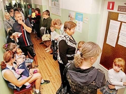 Мамы Саранска жалуются на детские поликлиники города